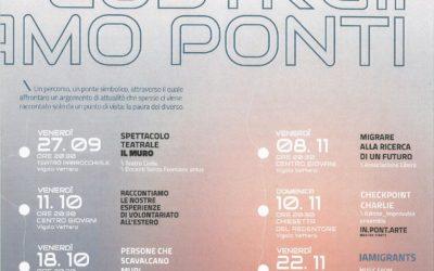 Comunicato stampa: Costruiamo Ponti (aggiornato al 4/11/2019)