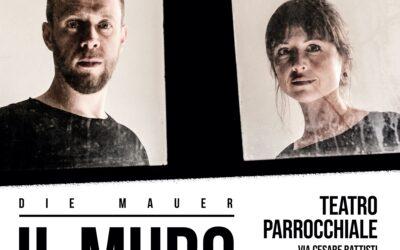 """Spettacolo teatrale """"Il Muro"""" – 27/09/2019"""